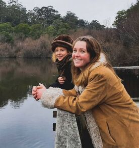 daylesford hiking tours nature meditation mindfulness